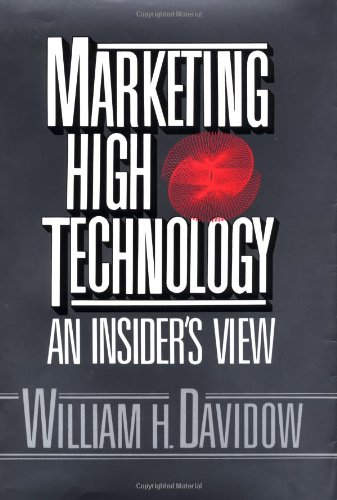 9780029079904: Marketing High Technology