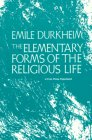 9780029080108: The Elementary Forms of the Religious Life