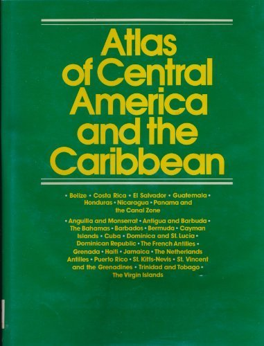 The Atlas of Central America and the: Diagram Group