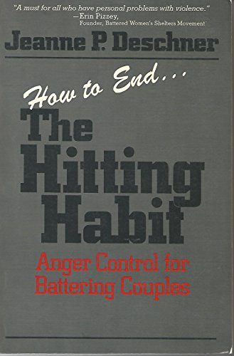 9780029080801: The Hitting Habit: Anger Control for Battering Couples