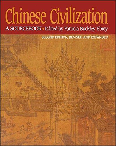 9780029087527: Chinese Civilization: A Sourcebook
