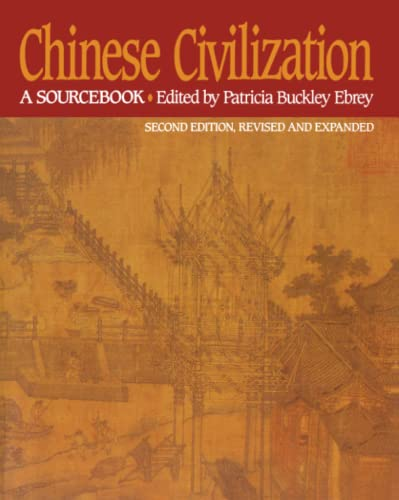 9780029087527: Chinese Civilization: A Sourcebook, 2nd Ed