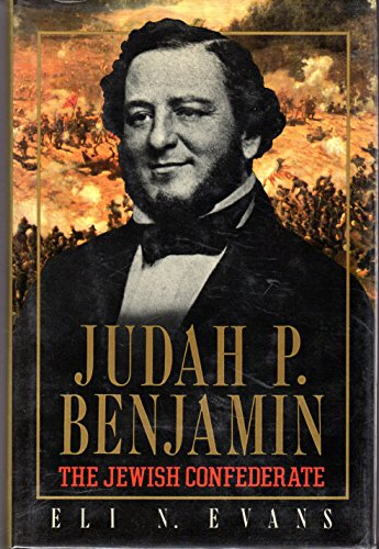 9780029088807: Judah P.Benjamin