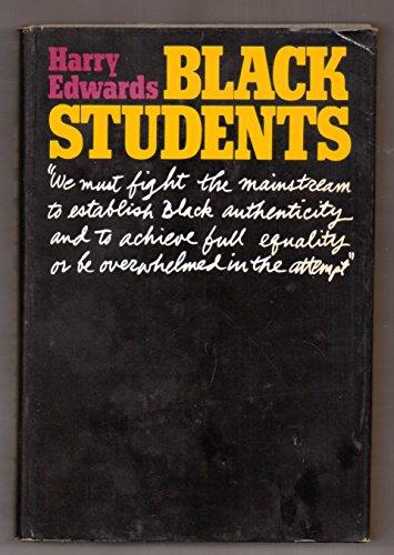 9780029090107: Black Students