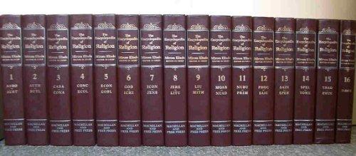 9780029094808: Encyclopedia of Religion: 16 Volume Set