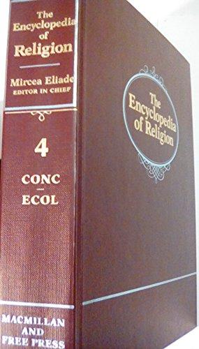 9780029097304: Encyclopedia Religion Volume 4: Vol 4