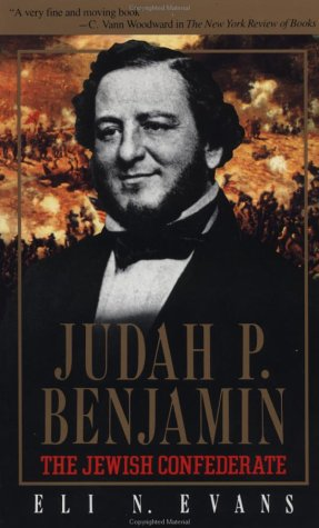 9780029099117: Judah p. Benjamin: The Jewish Confederate