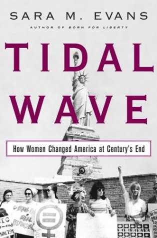 9780029099124: Tidal Wave: How Women Changed America at Century's End