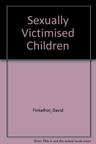 9780029102107: Sexually Victimised Children