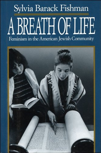 9780029103425: A Breath of Life: Feminism in the American Jewish Community