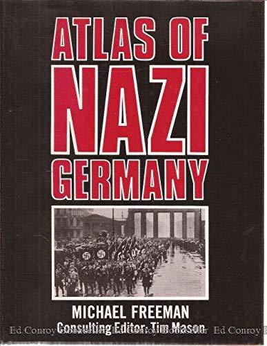 9780029106815: Atlas of Nazi Germany