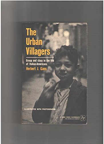 herbert gans urban villagers