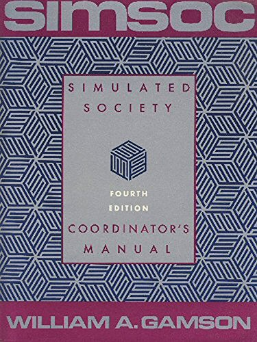 9780029112021: Simsoc Coordinators Manual 4th