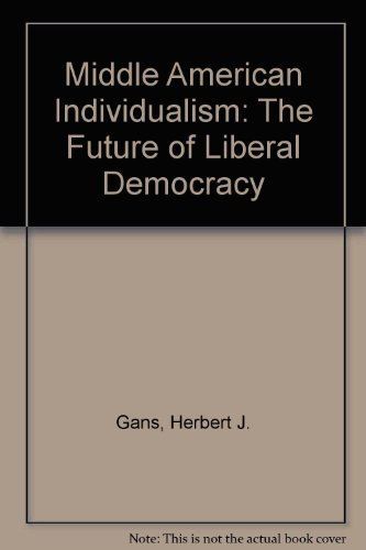 herbert gans People, plans, and policies by herbert gans and a great selection of similar used, new and collectible books available now at abebookscom.