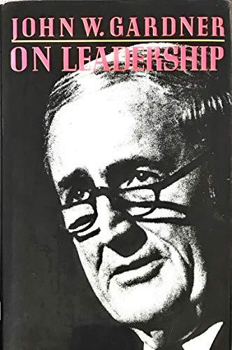 9780029113110: On Leadership