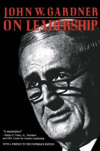 9780029113127: On Leadership
