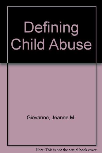 9780029117804: Defining Child Abuse