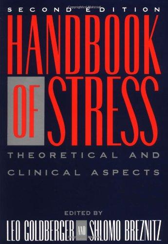 9780029120361: Handbook of Stress, 2nd Ed