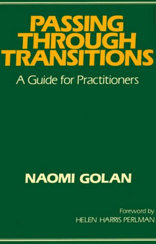 9780029120804: Passing Through Transitions: A Guide for Practitioners