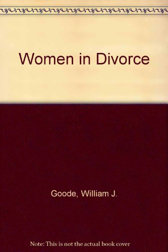 9780029123409: Women in Divorce