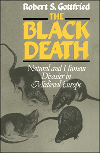 9780029123706: The Black Death: Natural and Human Disaster in Medieval Europe