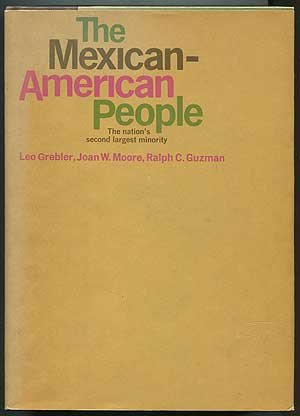 9780029128008: The Mexican-American People: The Nation's Second Largest Minority