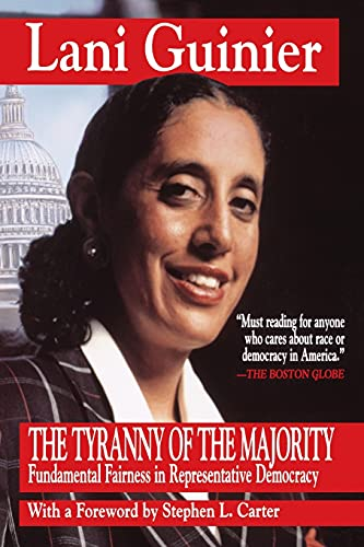 9780029131695: Tyranny of the Majority : Fundamental Fairness in Representative Democracy