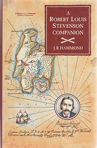 9780029137901: A Robert Louis Stevenson Companion: A Guide to the Novels, Essays and Short Stories