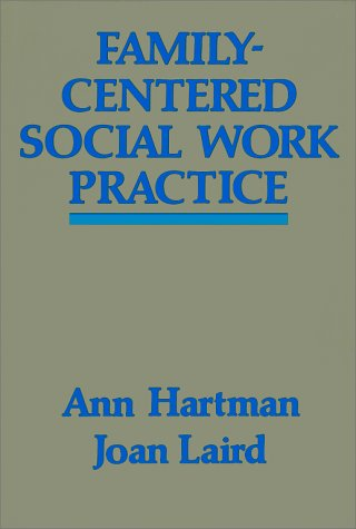 9780029141007: Family-Centered Social Work Practice