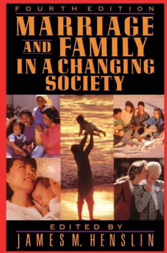 9780029144756: Marriage and Family in a Changing Society, 4th Ed