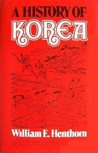 9780029146101: A History of Korea