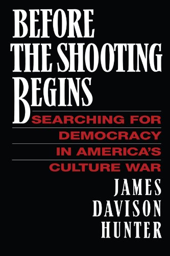 Before the Shooting Begins: James Davidson Hunter