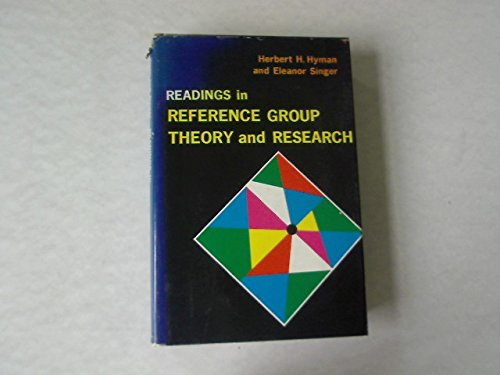 9780029157008: Readings in Reference Group Theory and Research