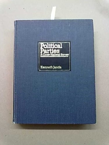 9780029161203: Political Parties: A Cross-National Survey