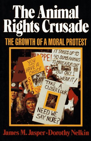 9780029161951: The Animal Rights Crusade: The Growth of a Moral Protest