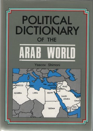 9780029164228: Political Dictionary of the Arab World
