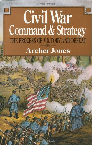 9780029166352: Civil War Command And Strategy: The Process Of Victory And Defeat