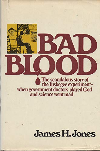 9780029166703: Bad Blood: Tuskegee Syphilis Experiment