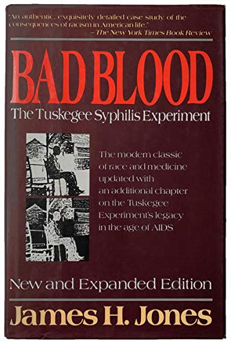 9780029166758: Bad Blood: Tuskegee Syphilis Experiment