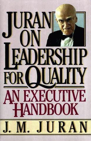 9780029166826: Juran on Leadership for Quality