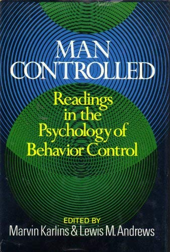 9780029170601: Man Controlled