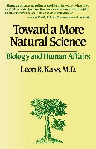 9780029170717: Toward a More Natural Science: Biology and Human Affairs