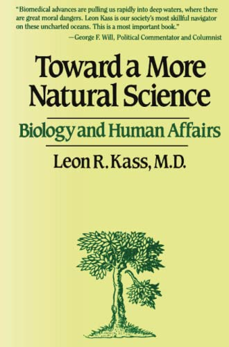 9780029170717: Toward a More Natural Science