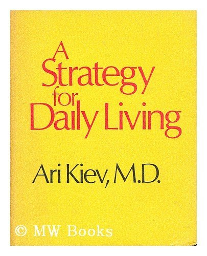 9780029171608: Strategy for Daily Living