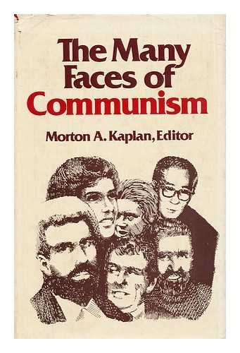 9780029172308: The Many Faces of Communism