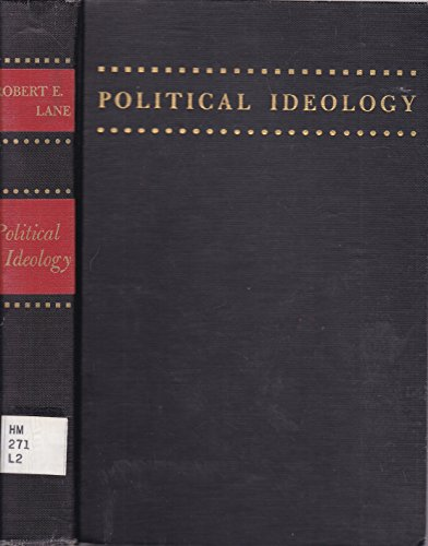 9780029177808: Political Ideology: Why the American Common Man Believes What He Does