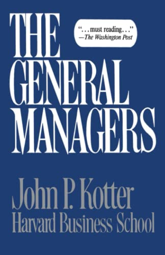 9780029182307: General Managers