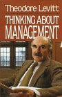 9780029186053: THINKING ABOUT MANAGEMENT