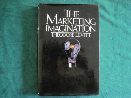 9780029188408: The Marketing Imagination