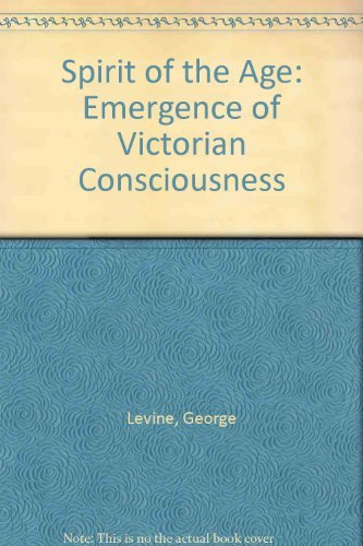 9780029188903: Emergence of Victorian Consciousness